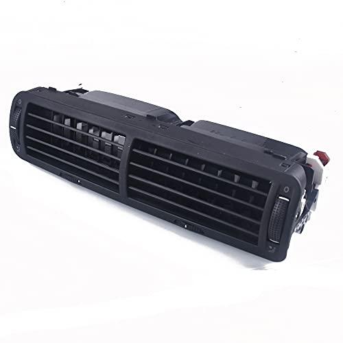 AIOFOGXC Salida DE Venta DE Venta DE Aire Central Frontal A/C Calentador/Ajuste para Volkswagen VW Passat B5 1997-2005 (Color : Black)