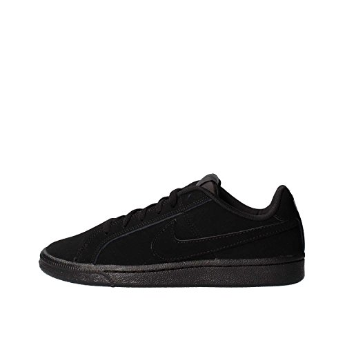 Nike Court Royale (GS), Zapatillas de Tenis Hombre, Negro...