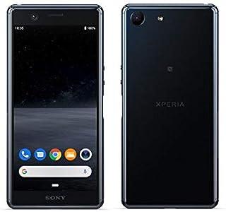 <br>ソニー SONY XPERIA Ace ブラック 楽天モバイル対応 SIMフリー アンドロイドスマートフォン  新品