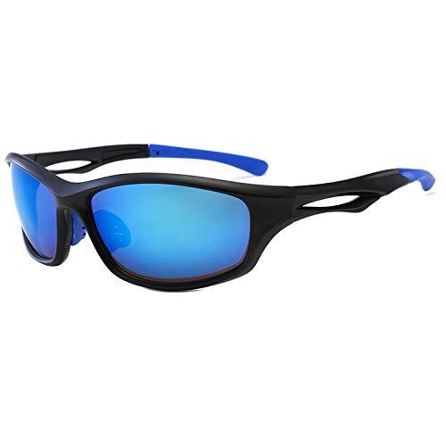 NSGJUYT Lentes UV400 Gafas Ciclismo al Aire Libre a Caballo Corriente del Ciclismo Gafas de Sol Hombres Mujeres Bicicletas Gafas polarizadas (Color : UV400 14)