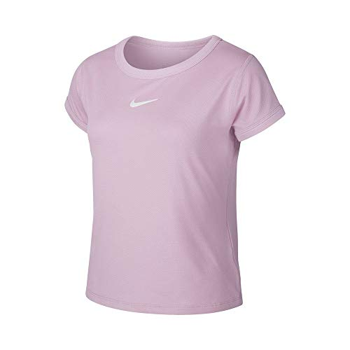 Nike Court Dry - Camiseta para mujer, color rosa