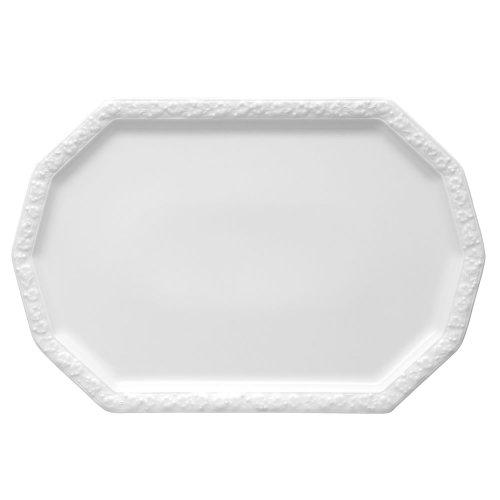 Rosenthal 10430-800001-15312 Maria Fischteller oval 32 cm, weiß