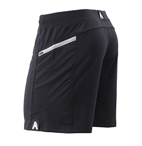 Anthem Athletics Hyperflex 7' Workout Training Gym Shorts - Black Onyx G2 - X-Large