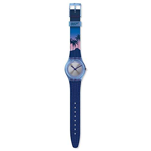 Swatch Gent Standard Licence to Kill GZ328 Armbanduhr