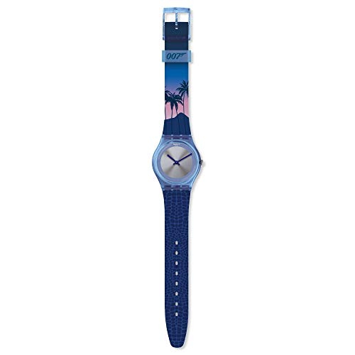 Montre Swatch Licence To Kill 1989 Collection James Bond