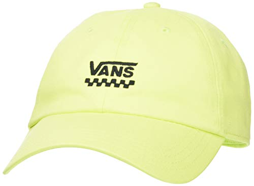 Vans Court Side Hat Tapa, Lima soleada, Talla única para Mujer