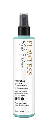 Flawless by Gabrielle Union - Detangling Leave-in Hair Conditioner, 8 OZ