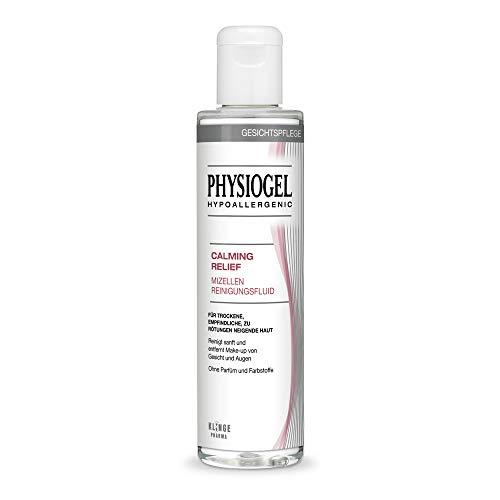 PHYSIOGEL Calming Relief Mizellen Reinigungsfluid – Für empfindliche, gerötete Haut – 1 x 200 ml