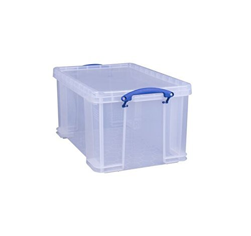 Really Useful Box 3 x 48 Liter - 60 x 40 x 31,5cm - transparent
