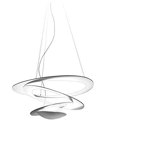 Artemide 1237010A Lampe, 330 W, Weiß