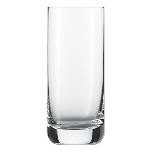 Schott Zwiesel Convention Longdrink Glas, Kristallglas, transparent, 6.5 cm, 6
