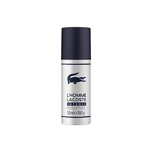 Lacoste L'Homme Lacoste Intense Deoodrant Spray, 150 ml
