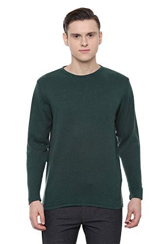 Allen Solly Men's Blouson Cotton Sweater