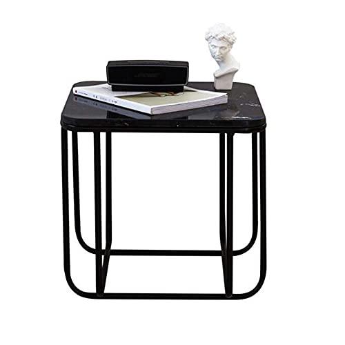 Speciale / Semplice Tavolino da caffè, Tavoli Tavolino Divano in marmo, Spazio Saving Balcone Tavolo da pranzo, Tavolo da ristorazione, Tavolo da negoziazione, Tavolo quadrato, Tavolino, Tavolino da c