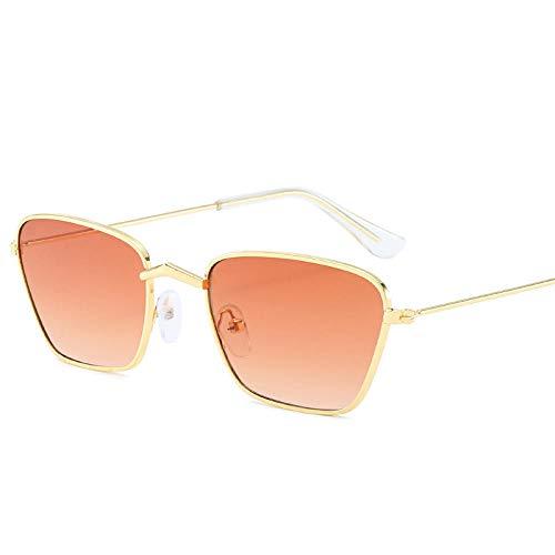 IRCATH Gafas de Sol Ojo de Gato Gafas de Sol para Mujer Lentes Cat Eye Trendy Rosa Gafas de Sol Adecuado para Golf, Ciclismo, Pesca Gafas de Sol-C5 Adecuado para Conducir en la Playa y Practicar Send