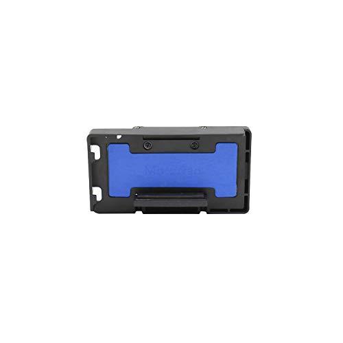 KKmoon Porta Telefono per Moto, Staffa di Navigazione per Telefono Cellulare Manubrio Adatto per BMW R1200GS R1250GS ADV S1000XR F750GS F850GS, Blu