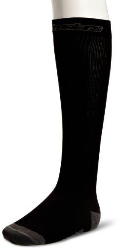 Alpinestars Fahrradsocken CX Compression Socks schwarz (Größe: L)