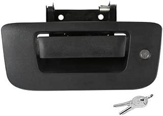 Pop & Lock PL1310 Black Manual Tailgate Lock for Chevy/GMC (New Body)