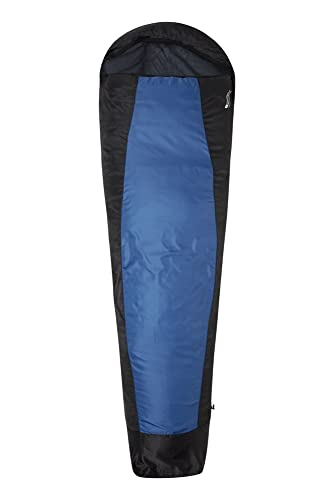 Mummy Style Lightweight Sleeping Bag with Mosquito Net On Hood
