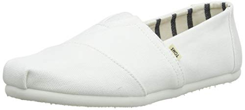 TOMS Herren Men Alpargata Espadrilles, Weiß (Optic White 000), 42.5 EU