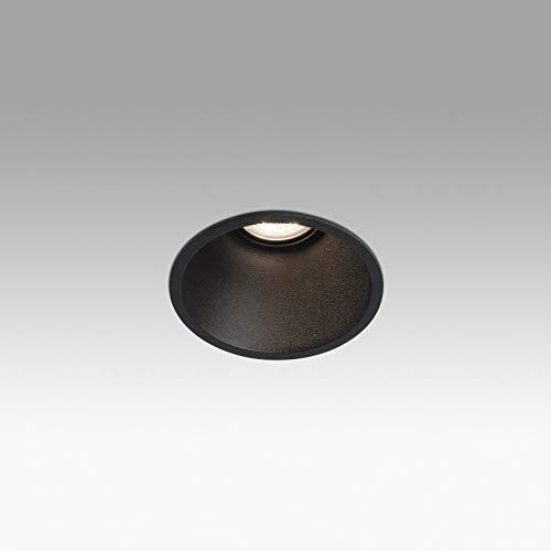 Baliza LED 5W aluminio inyectado y cristal transparente bombilla incluida Faro Barcelona Agra 70756