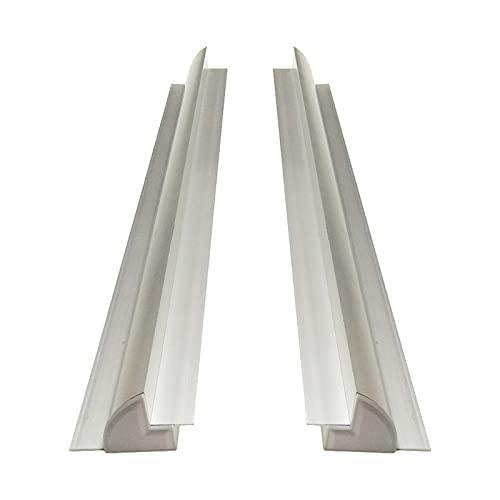 enjoy solar® Aluminium Solarmodul Halterung Verbindung 670mm (natural) für Wohnmobil