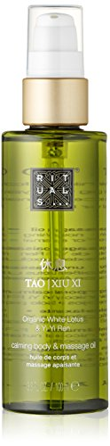 RITUALS The Ritual of Dao Body and Massage Oil Lotus Blanc & Yi Yi Ren, 100 ml