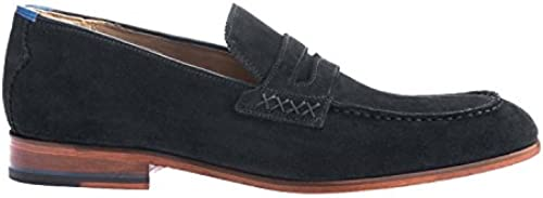 Oliver Sweeney Longbridge Suede Loafer in Coffee