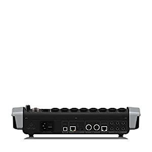 Behringer X AIR X18 18-Channel, 12-Bus Digital Mixer for iPad/Android Tablets with 2 Microphone Cable