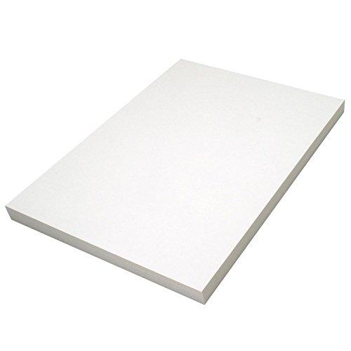 A4 保護紙 補強厚紙 折れ曲がり防止板紙 300×213mm 厚み 約0.73mm 20枚