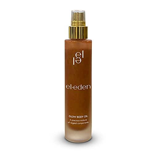 El.Eden Glow body oil (Olio corpo luminoso BIO) (Standard 100 ml)