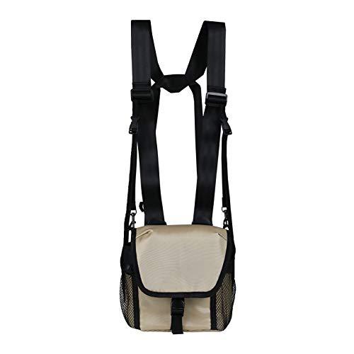 Bino Harness Hunting Binocular Case Chest Harness Binocular Bag for Hunting Accessories Binocular Strap