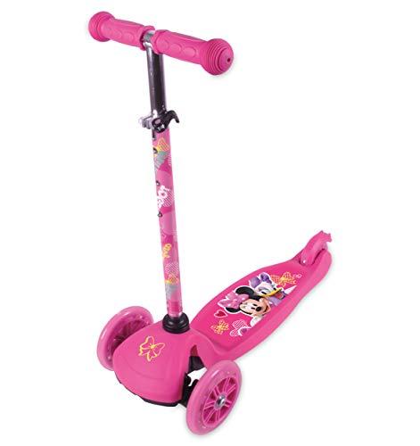 Disney 9917 Minnie DREI-Rad-Scooter, Mehrfarben, S