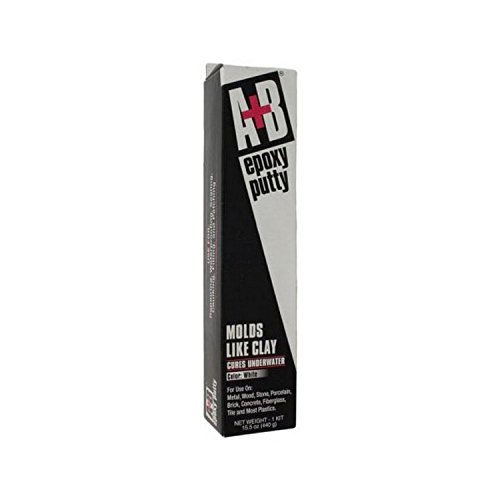 A+B Epoxy 9904K White A+B Rezolin Epoxy Kit, 14 oz. Container Size, Box Container Type, 1-(Pack)