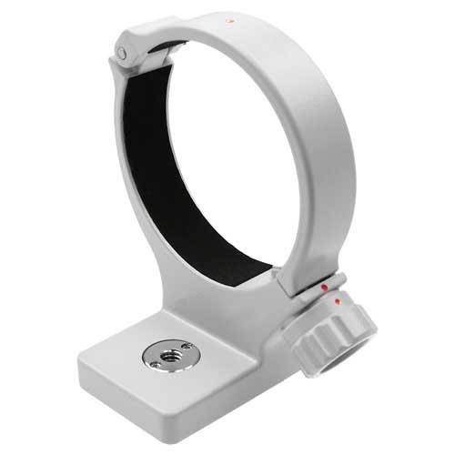 Fotodiox - Collar de sujeción de trípode para Objetivos Canon EOS EF USM, 70-200 mm F4L, 300 mm F4L y 400 mm F5.6L (Aluminio Fundido a presión)