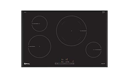 Balay 3EB985LU Placa de inducción, Zona gigante 28cm, función Sprint, Control...