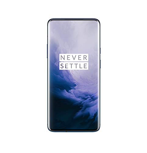 OnePlus 7 Pro Dual Sim Factory Unlocked US Model GM1917 8GB+256GB Nebula Blue (ATT, Verizon, Tmobile) - US Warranty