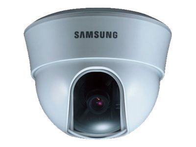 SS369 - SAMSUNG SCD-1040PD 600TVL CCTV DOME SECURITY CAMERA ANALOGUE 8MM FIXED LENS DAY & NIGHT 0.15LUX 12VDC