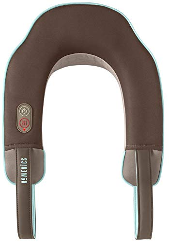 HoMedics NMSQ-215 Neck and Shoulder Massager with Heat