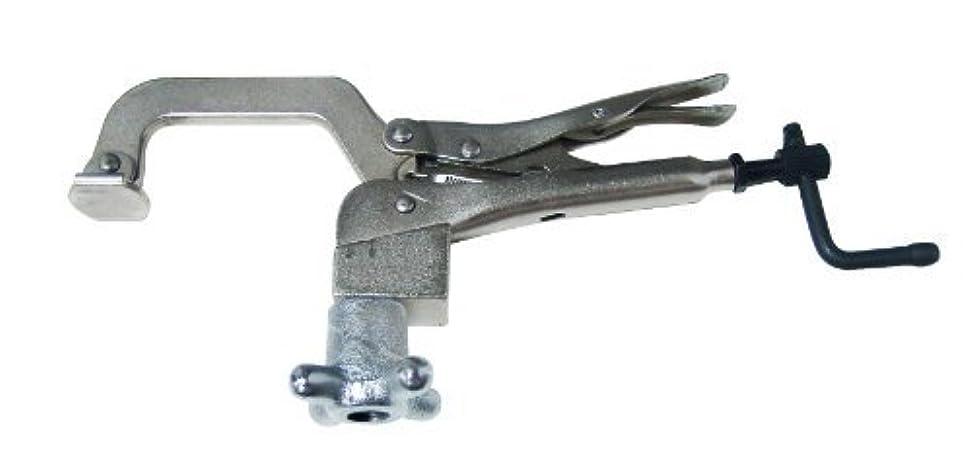 揃える責任者居眠りするStrong hand Tools PTTD634 Drill Press Clamp with Crank Handle [並行輸入品]
