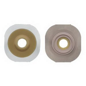 Great Features Of 5014506 - New Image 2-Piece Precut Convex FlexWear (Standard Wear) Skin Barrier 1-...