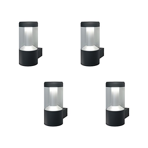 Osram Smart+ Gardenpole RGBW, Picchetti LED Zigbee da Giardino, Kit Base