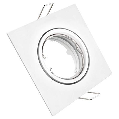 Kit Bague basculant carré blanc