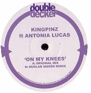 Kingpinz Ft Antonia Lucas / On My Knees