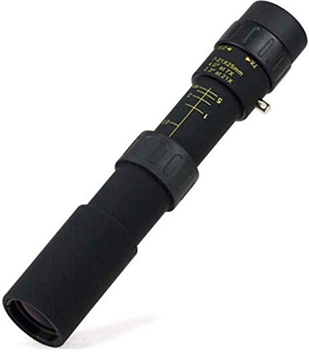 LFDHSF Zoom Monoculars Telescope, 10-30X25 Hochleistungsteleskop, Reisen, Vogelbeobachtung, Astronomie, Sport und Wildtiere