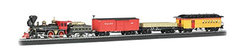Bachmann Trains - The General Ready To Run Electric Train Set - HO Scale
