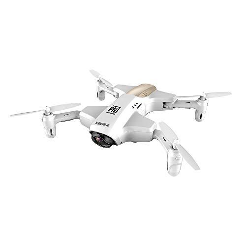 PNJ Drone cámara de Bolsillo Plegable Controlador vía Smartphone Plata