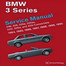 Bentley Publishers: BMW 3 Series Service Manual 1984-1990 (Hardcover); 2010 Edition