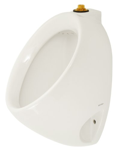 TOTO UT104E#01 Commercial Washout Urinal With Top Spud Cotton White
