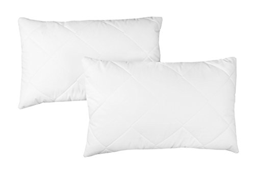 ZOLLNER set of 2 cushion pads, 30x50 cm (others available), polyester, no zip
